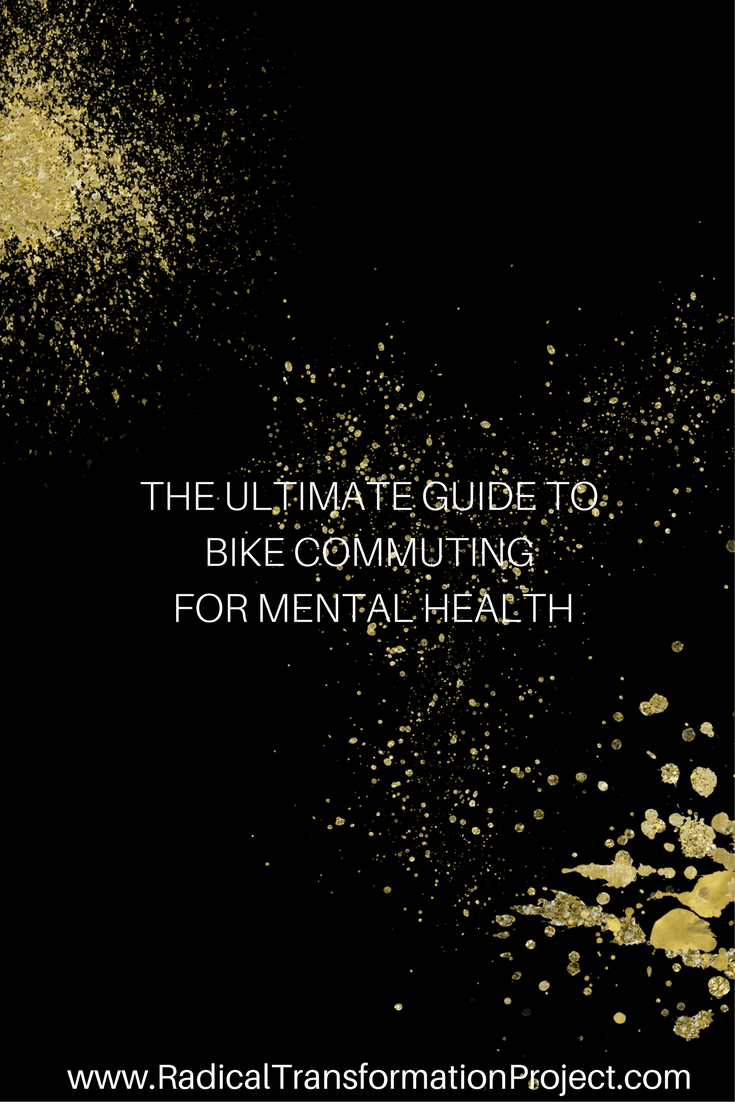 The Ultimate Guide to Bike Commuting for Mental Health