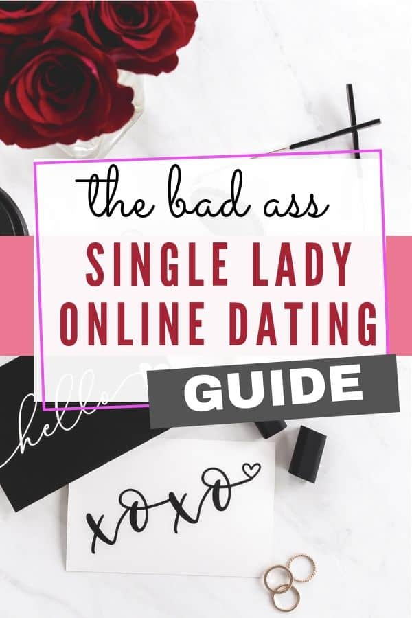 single lady online dating guide safety tips