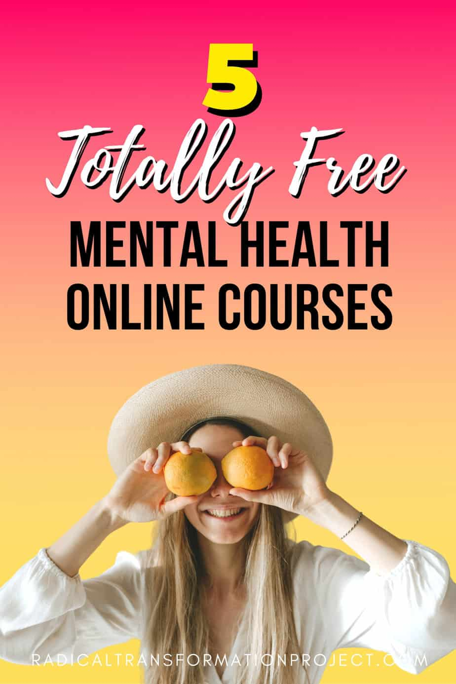 free mental health online courses