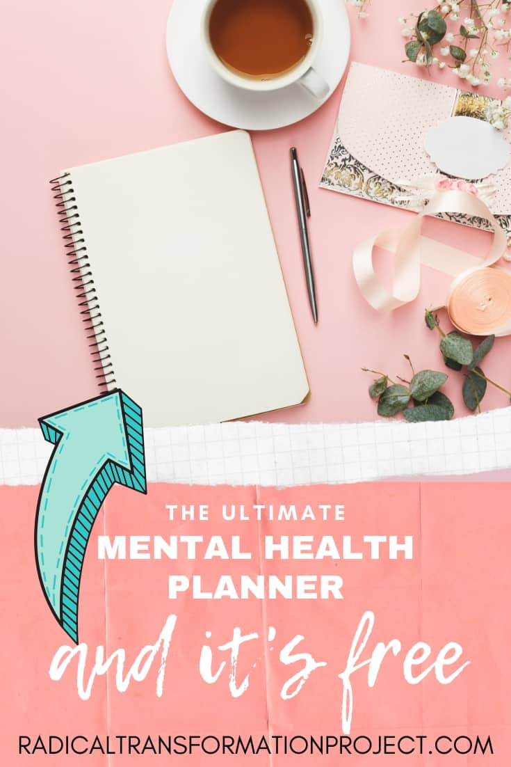 the ultimate mental health planner