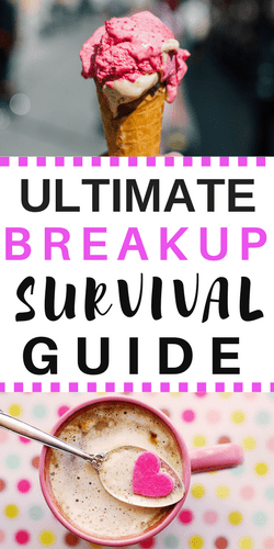ULTIMATE BREAKUP SURVIVAL GUIDE