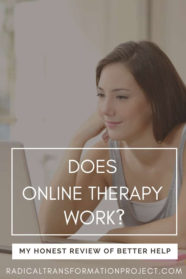 Does online therapy work?