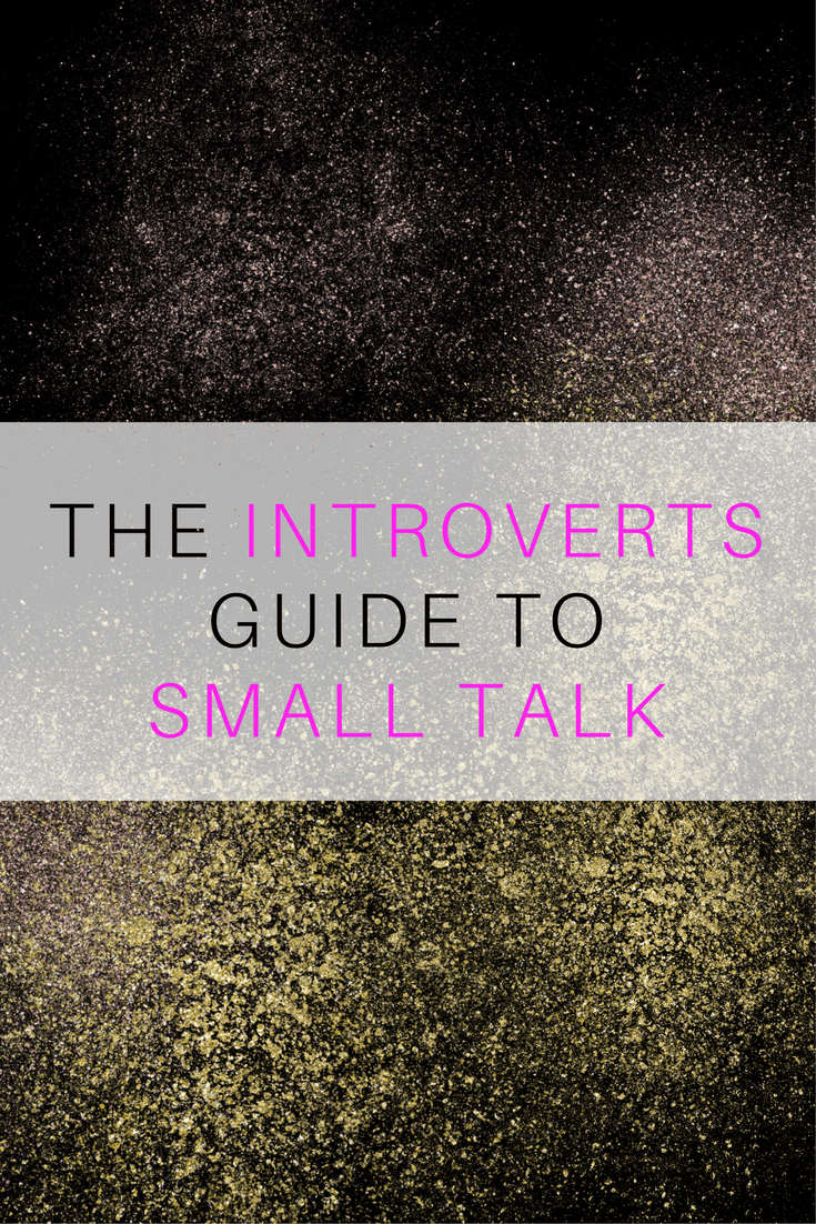 introverts guide to small talk