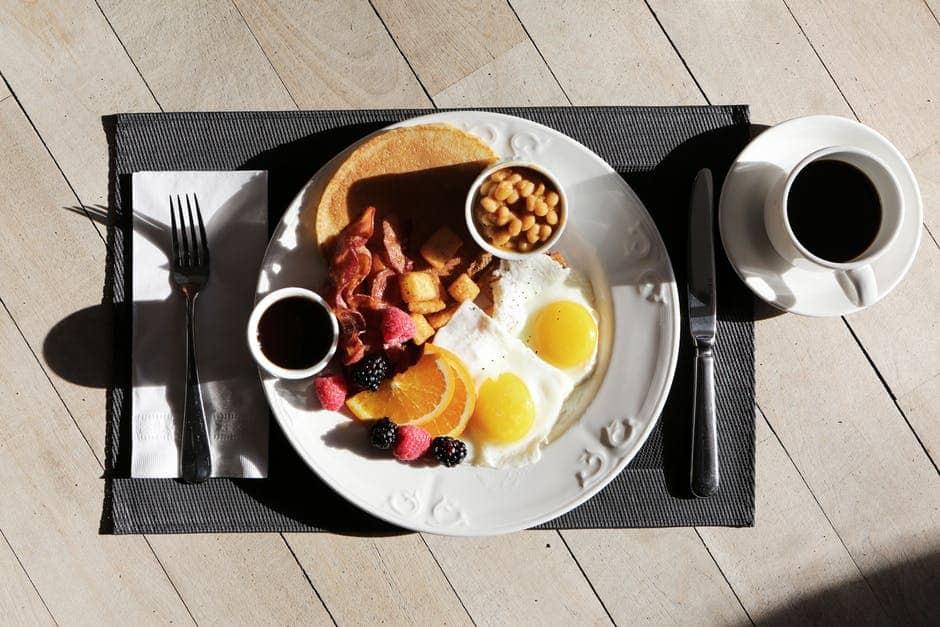 Morning suck instead breakfast