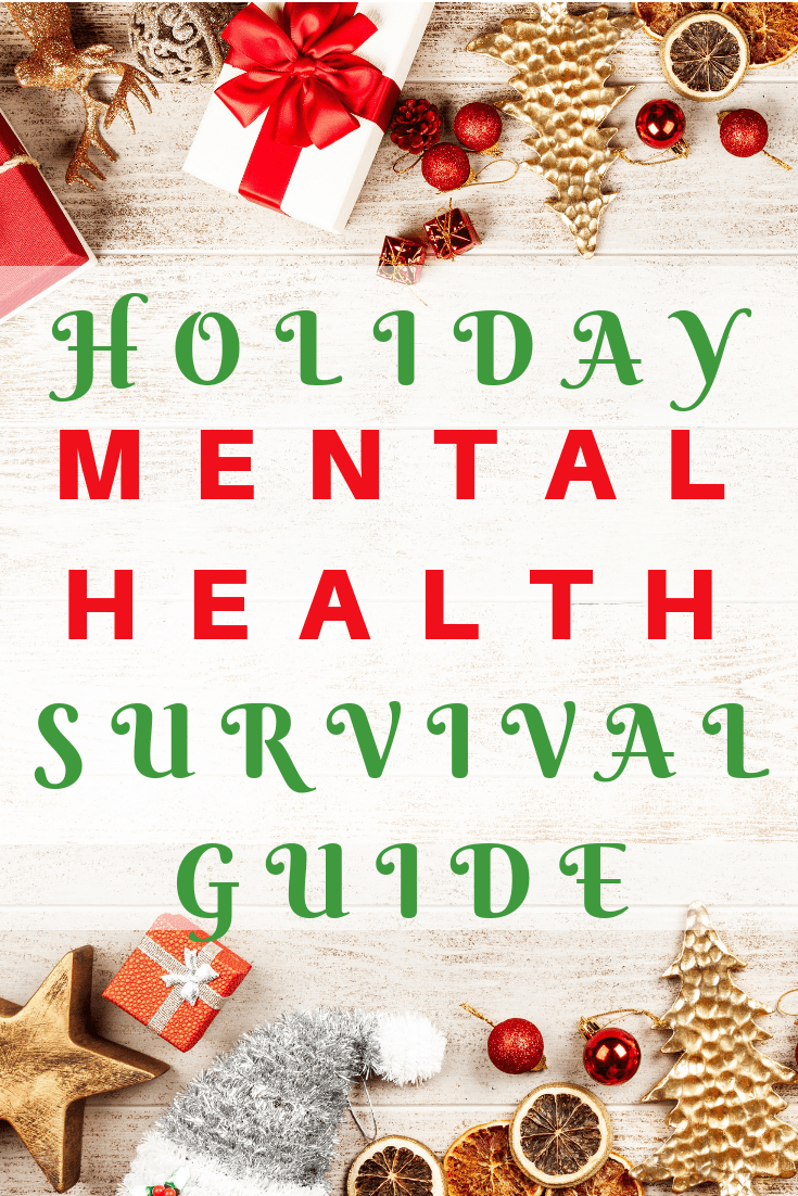 Mental Health at the holidays and during christmas #mentalhealth #holidays #selfcare