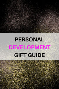personal growth gift guide
