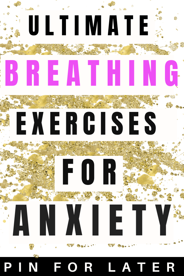 Breathing exercises for anxiety | coping with anxiety | help for anxiety