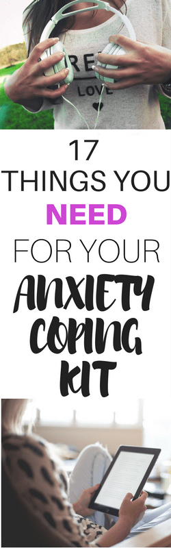 ANXIETY COPING KIT