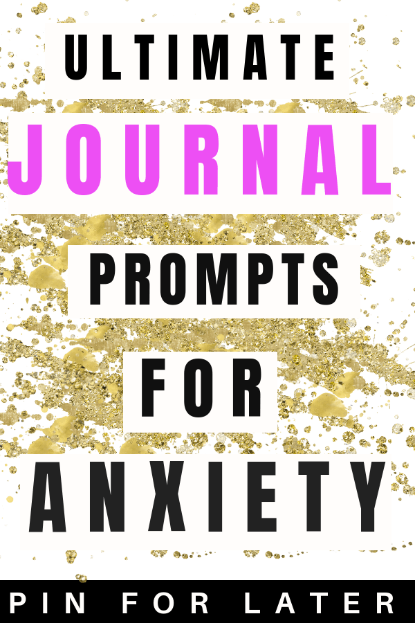 journal prompts to manage anxiety | anxiety relief | anxiety tips