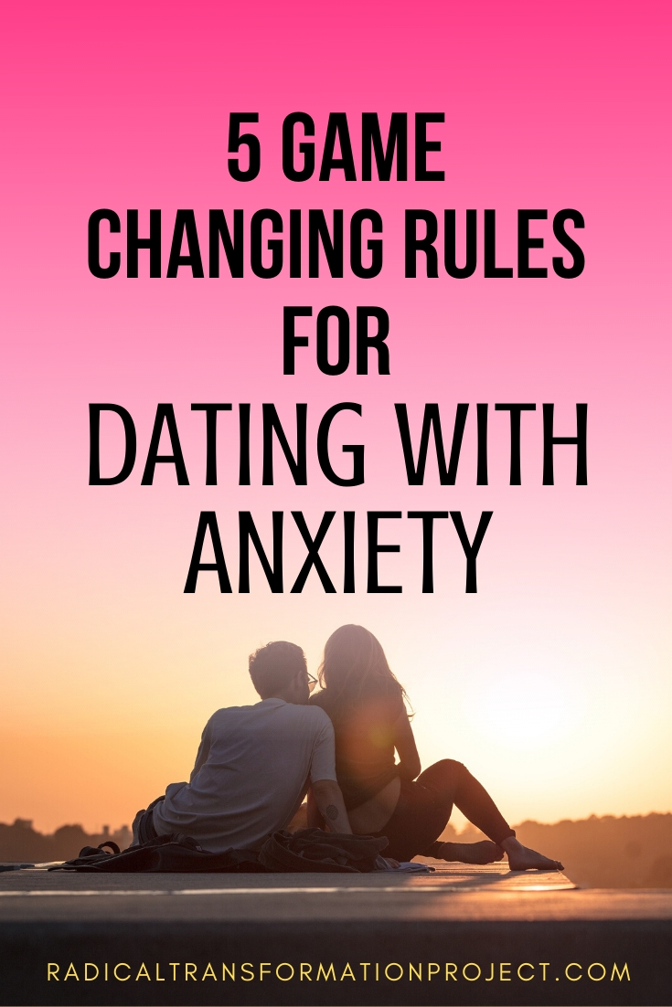 tips for dating with anxiety