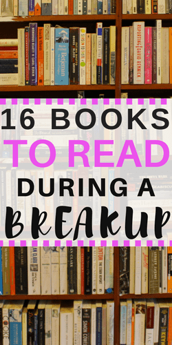 books to read after a breakup