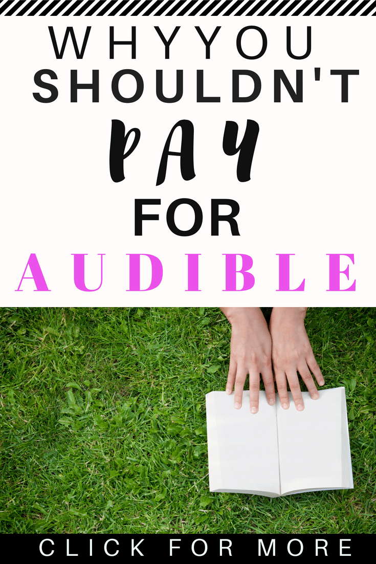 Check out my review of Scribd which is a service like Netflix but for audio and ebooks #books #reading #bookclub #audible #scribd #personalgrowth #happiness