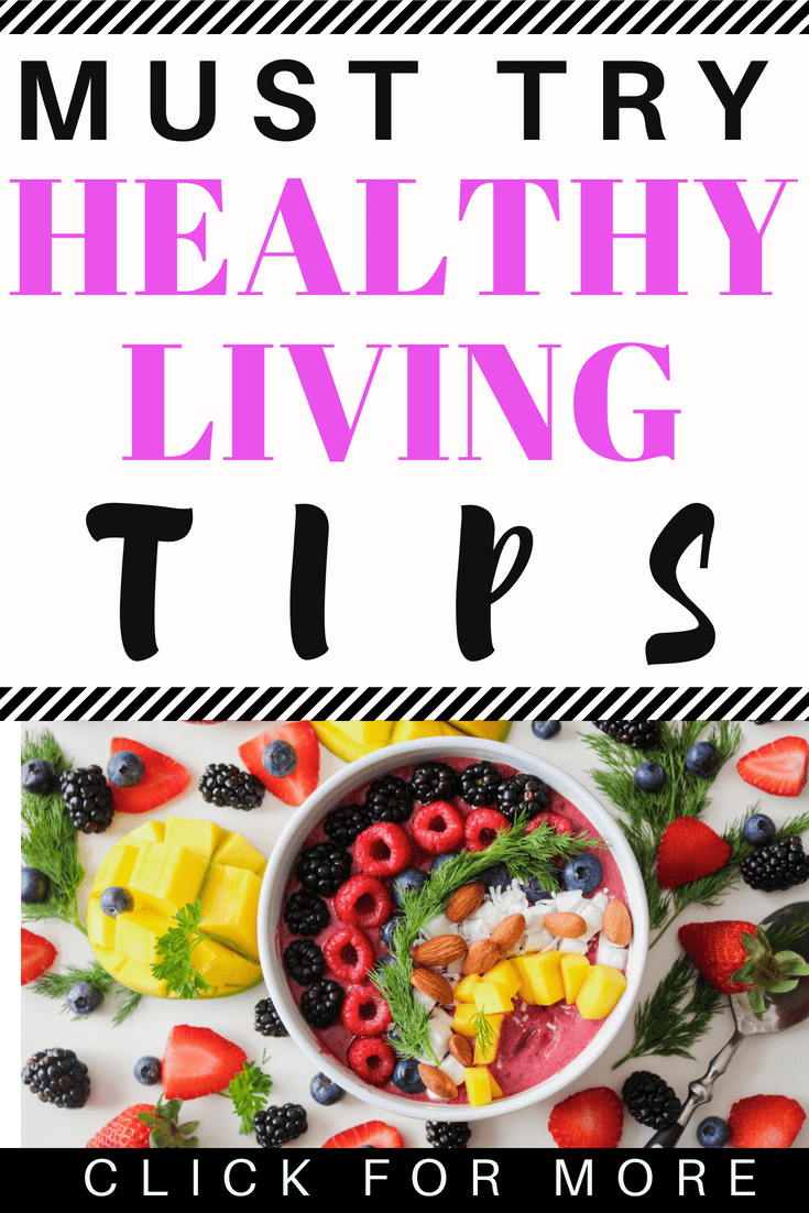 Healthy living tips to help you on your fitness journey. I use these healthy tips to help manage symptoms of depression and anxiety. #depression #anxiety #mentalhealth #healthyliving #lifehacks