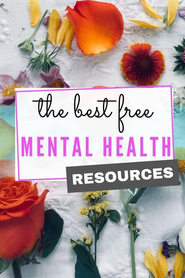 The Best Free Mental Health Resources