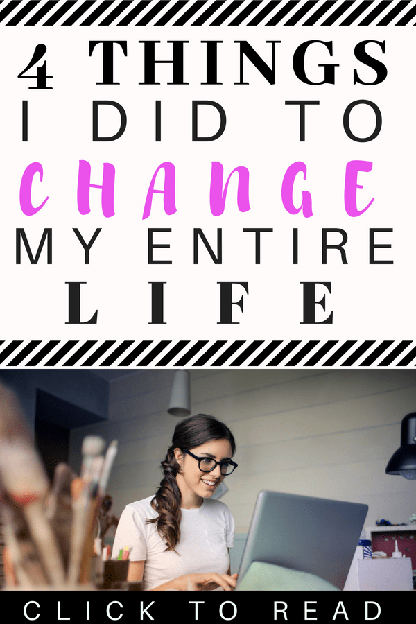 The Ultimate Guide To Change Your Life Today. Check out this post to see how I changed my life fast and went from depressed to thriving #podcast #mentalhealth #depression #anxiety #selfhelp