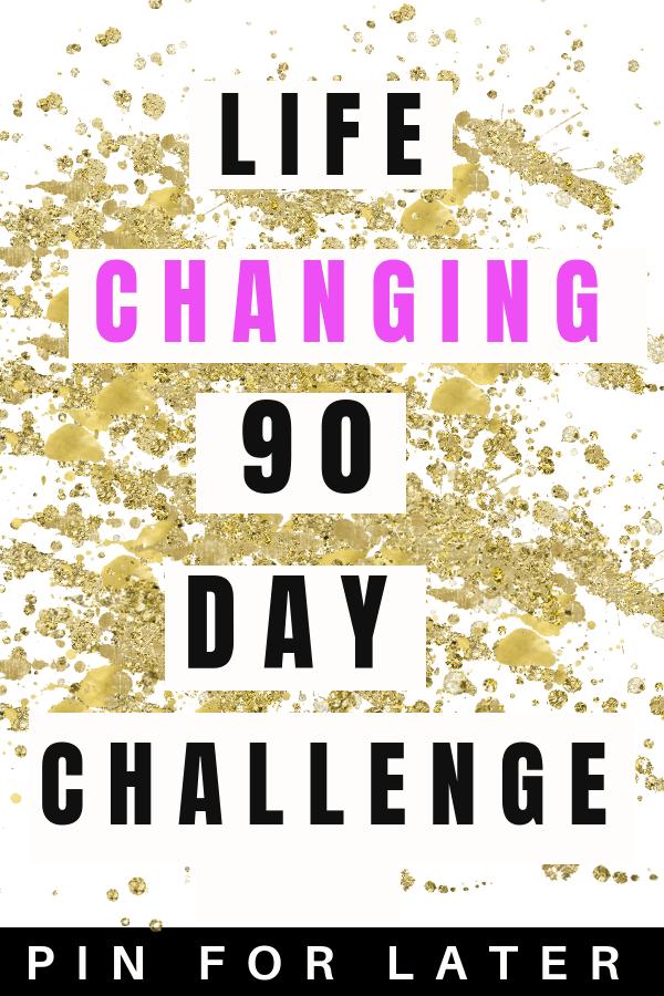 Last 90 days challenge | Rachel Hollis | productivity | habits | #last90days