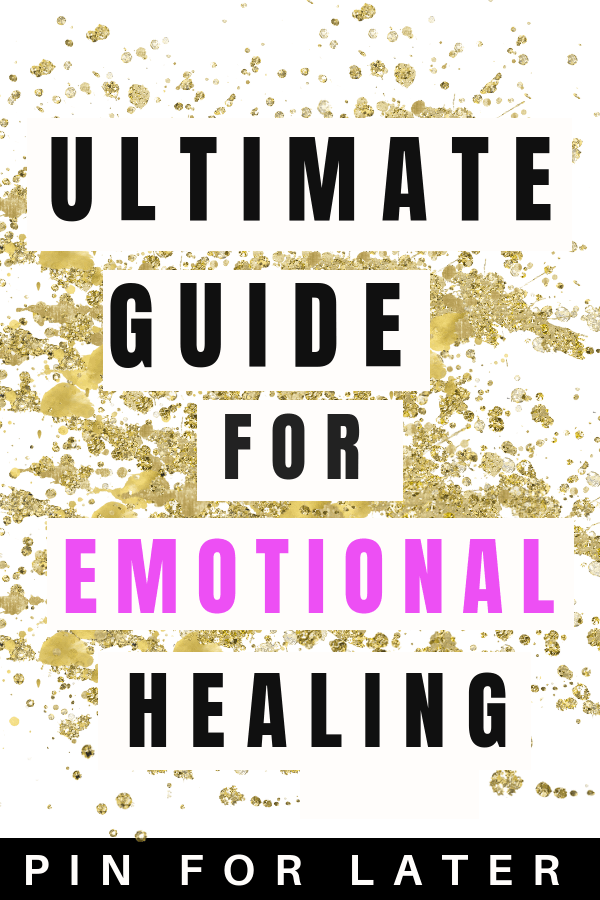 Ultimate guide for emotional healing | mental health tips | coping with depression | depression recovery | positivity | healthy coping