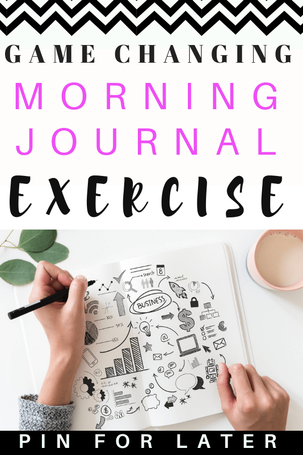 Morning Pages Benefits. Check out this article for morning pages tips and tricks to help you get started journaling. #morningpages #journal #writing