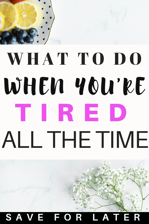 How to have more energy when you're tired all the time | depression | productivity #energy #mentalhealth #depression #selfcare