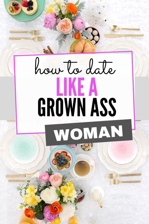 DATING GUIDE FOR WOMEN