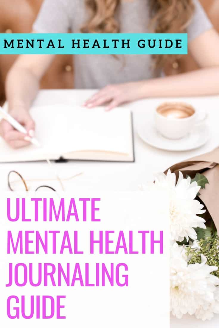 mental health journal guide