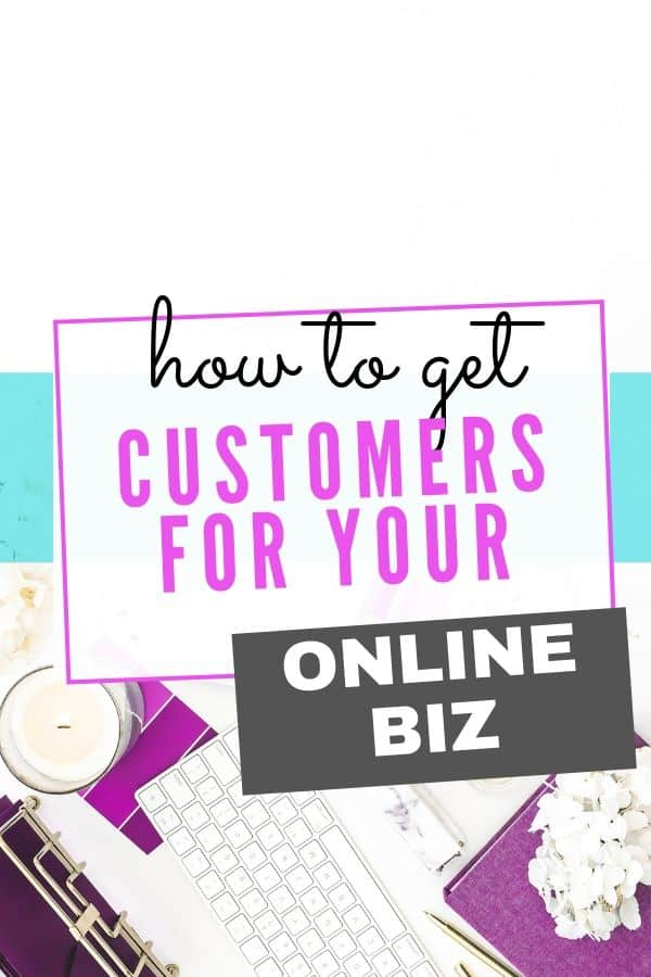 customers for your online business