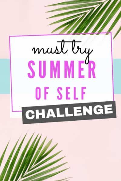 Summer of Self
