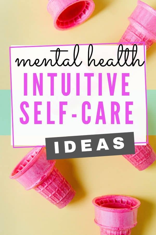 INTUITIVE SELF CARE