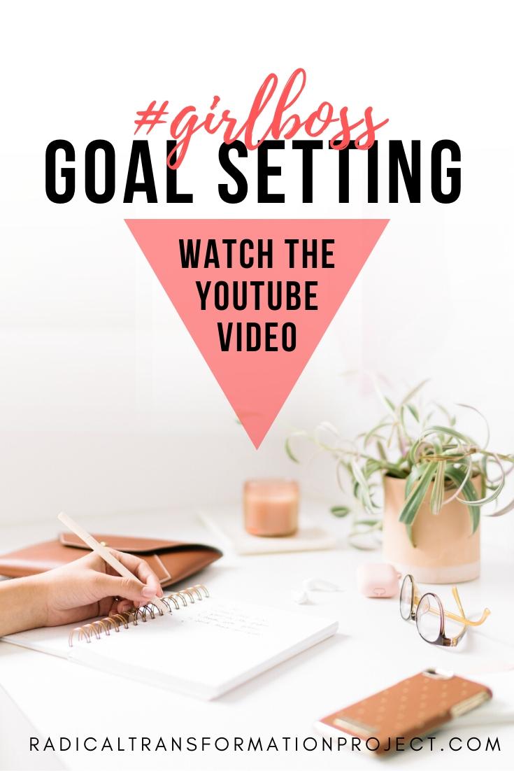 #girlboss goal setting