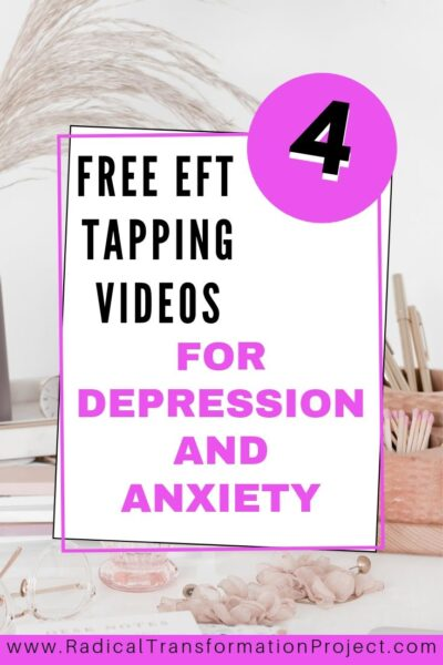 EFT Tapping for Depression and Anxiety