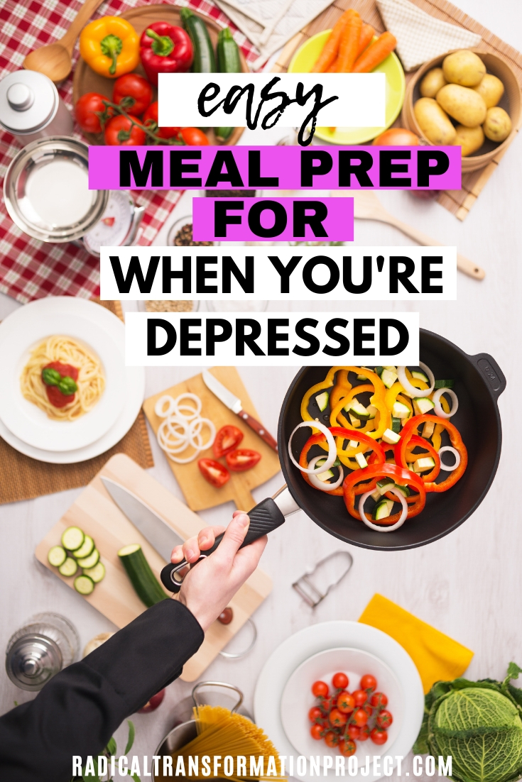 how to eat when you're depressed