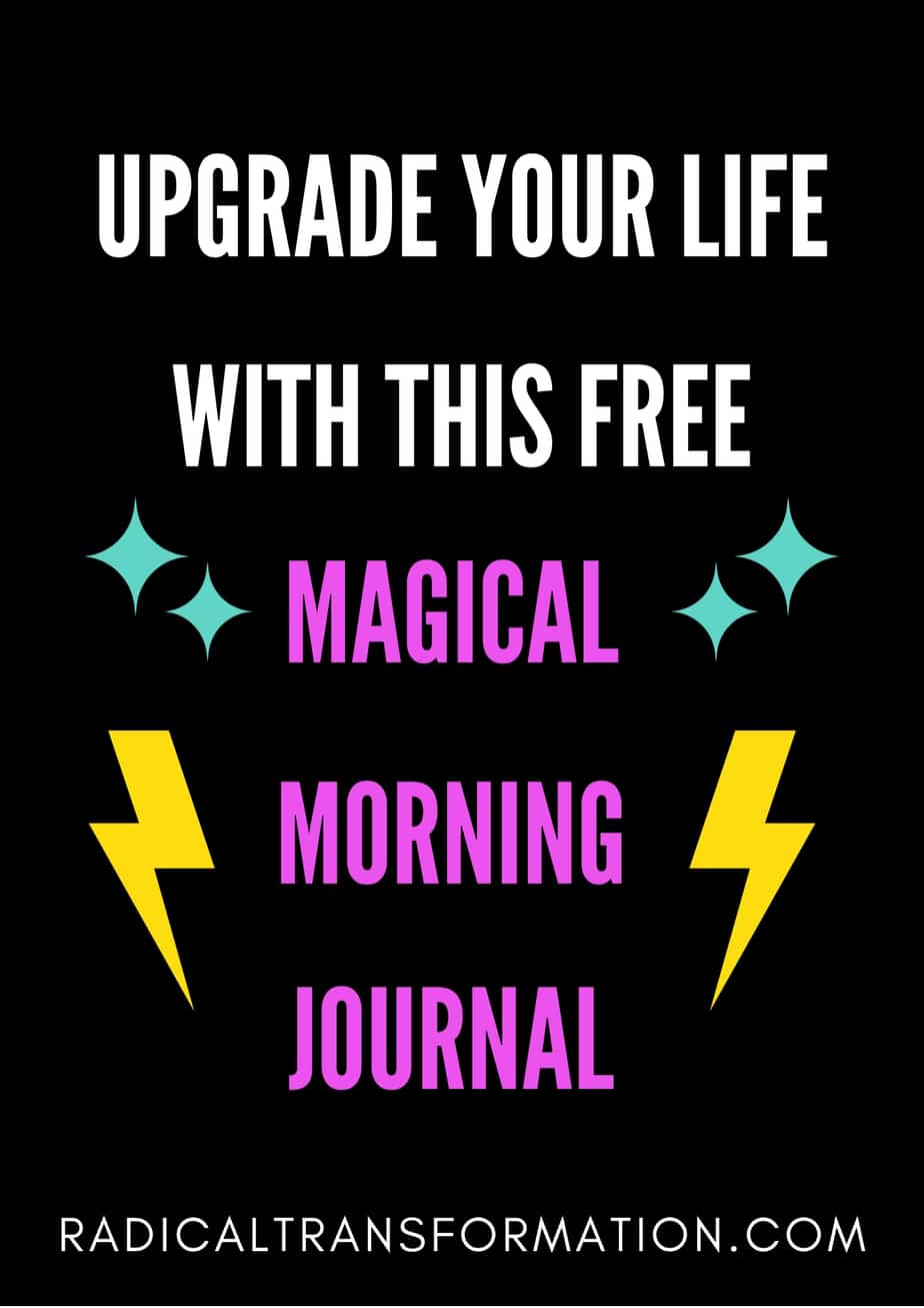 best morning journal prompt