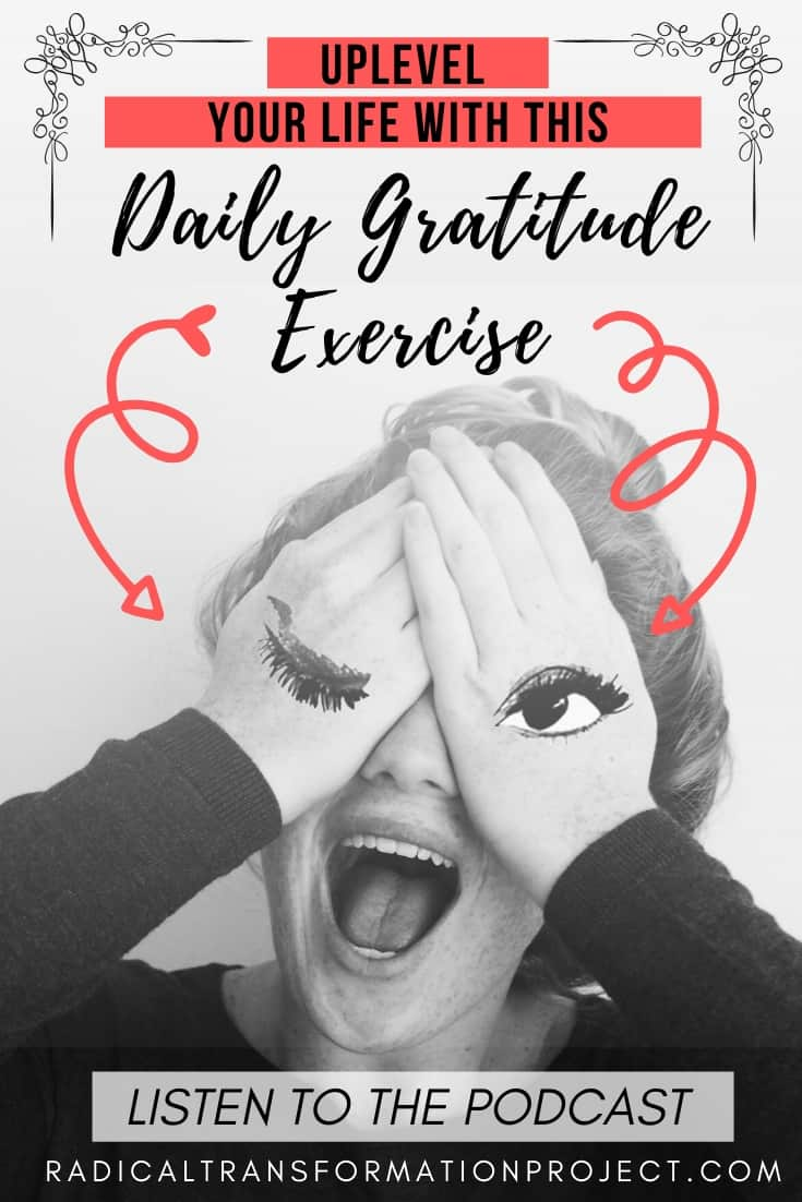 daily gratitude exercise
