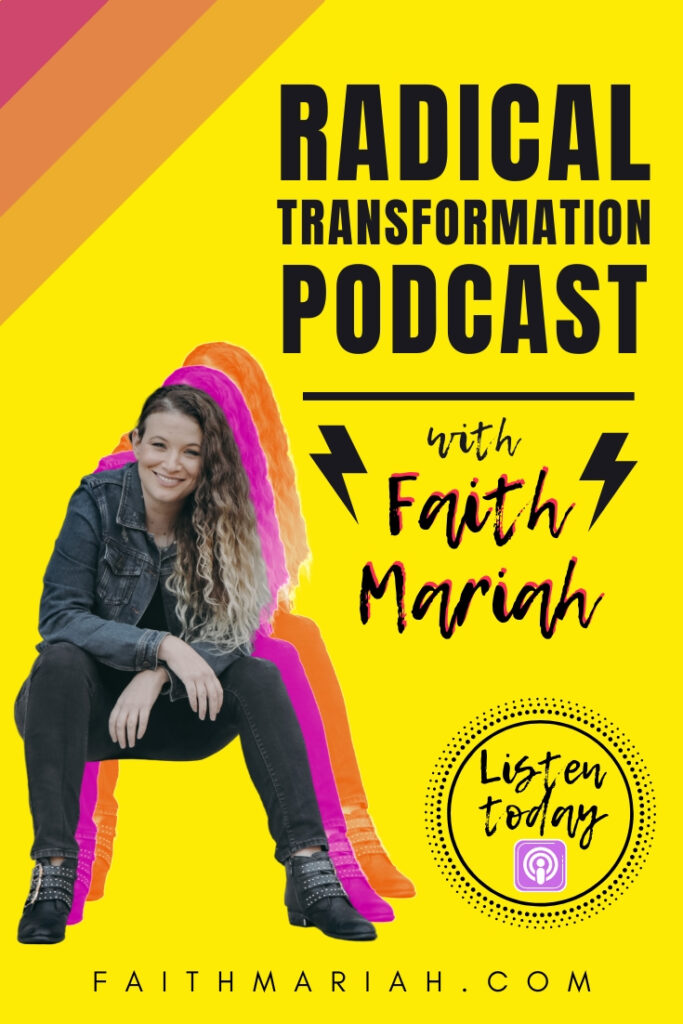 Radical Transformation Project Podcast